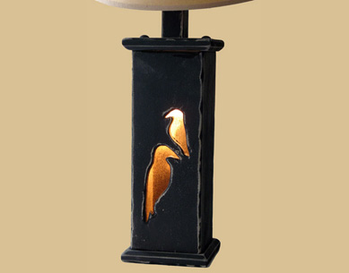 Crow Lamp and Nightlight
